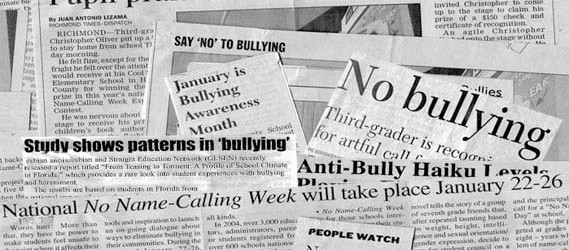 How To Stop Bullies From Having Power Over Our Children
