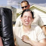 Pepper spray training in Guantanamo