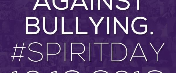 Stand Up Against Bullying On Spirit Day