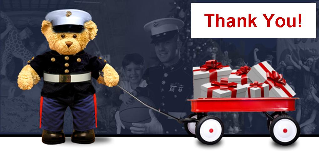 Toys For Tots Thank You : Toys tots