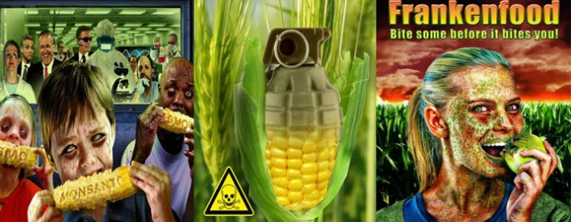 Wake Up And Smell The GMOs