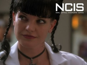 As Abby Sciuto on NCIS